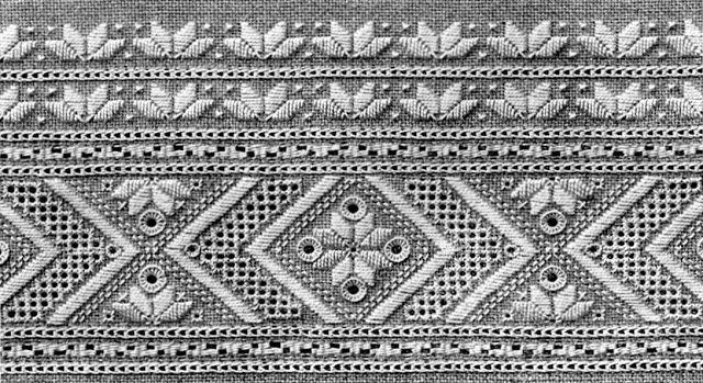 FolkCostume & Bordados: Whitework bordado do distrito Sniatyn, região Pokuttia, Ucrânia