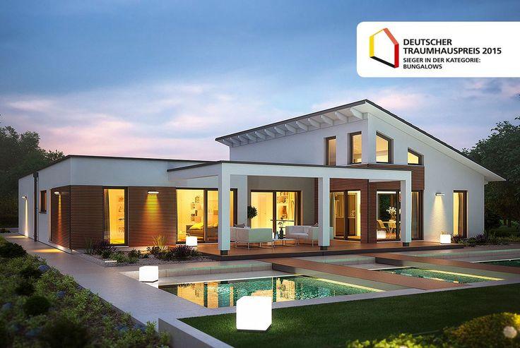 Fertighaus bungalow modern  Kampa - der Fertighaus Profi in Aalen-Waldhausen. Häuservielfalt ...