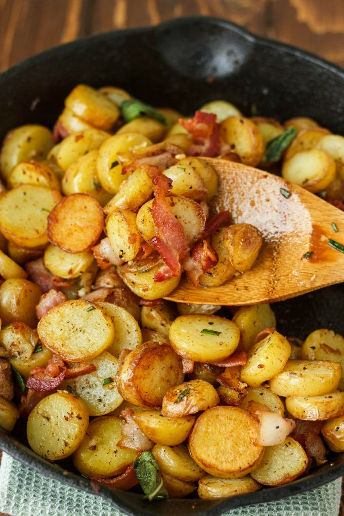 cheap online shopping Whether for a hearty breakfast  or a side dish to a gourmet meal  these pan fried fingerling potatoes are simple  crispy  and absolutely delicious