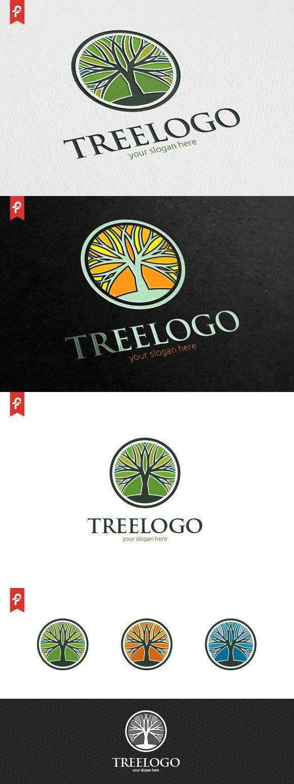 Tree Logo. Logo Templates. $29.00