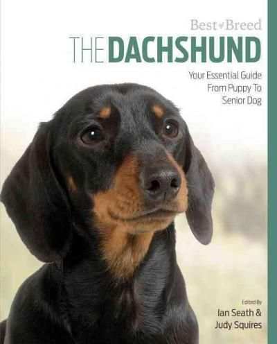 The Dachshund: Your Essential Guide from Puppy to Senior Dog