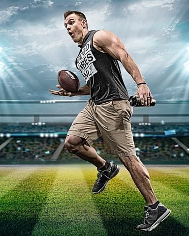 It's Time to Get Gronk'd With Ice Shaker – Your Work Hard, Play Hard Cup Every Super Bowl-winning athlete needs one ultimate accessory – and for Gronk, that's the Ice Shaker Cup Launched by the big fella's big brother, Chris Gronkowski, the Ice Shaker is the best shaker bottle on the market, but what else would you expect from the premiere family in the NFL? (And MLB, we've got your back, Gordie Jr.).