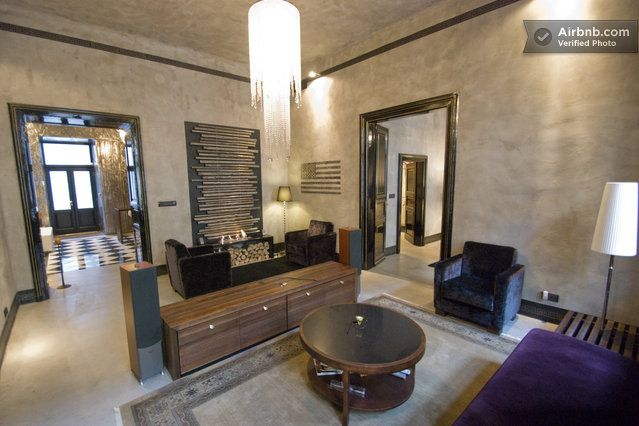FLAT IN SUPER-LUXURY STYLE!  in Budapest