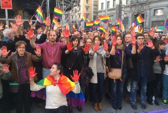Homofobia en España, actualidad ¿Tenemos lo que nos merecemos?