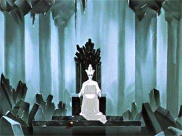 Снежная королева. Сказка Ганса Христиана Андерсона 1844