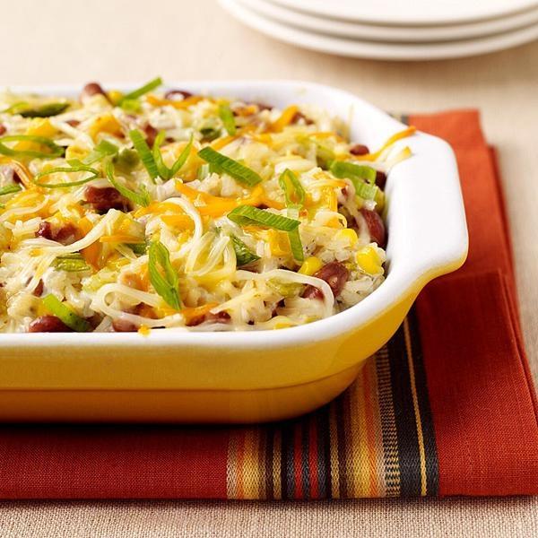 Cheesy Tex-Mex Rice Recipe — Dishmaps