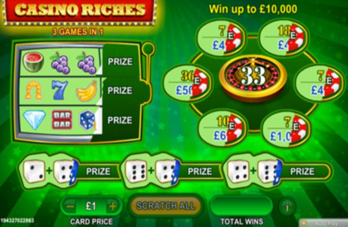 The Top Rated Online Casinos