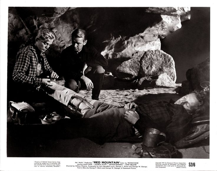 Red Mountain (1951)