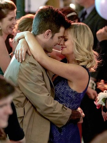 Ben and Leslie- Parks and Rec Season 6<< Yes, why was this not in the episode?!? So disappointing!