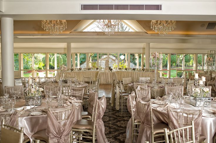 Oatlands House ~ The Georgian Grand Ballroom of Oatlands House. Celebrate your wedding with up to 550 guests in this picturesque setting.
