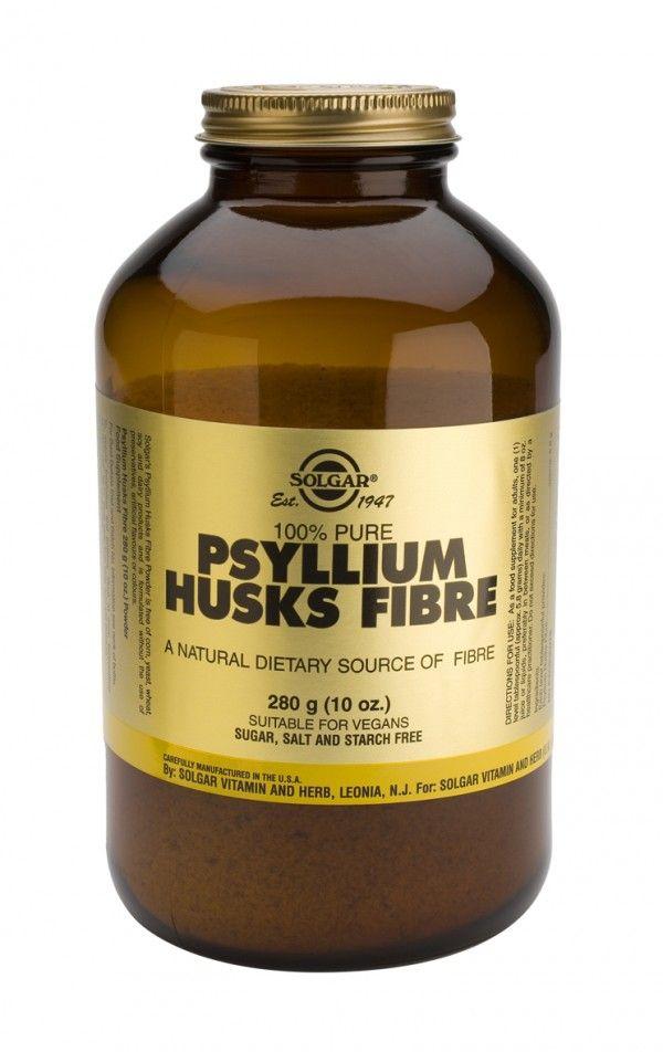 Solgar Psyllium Husks fibre