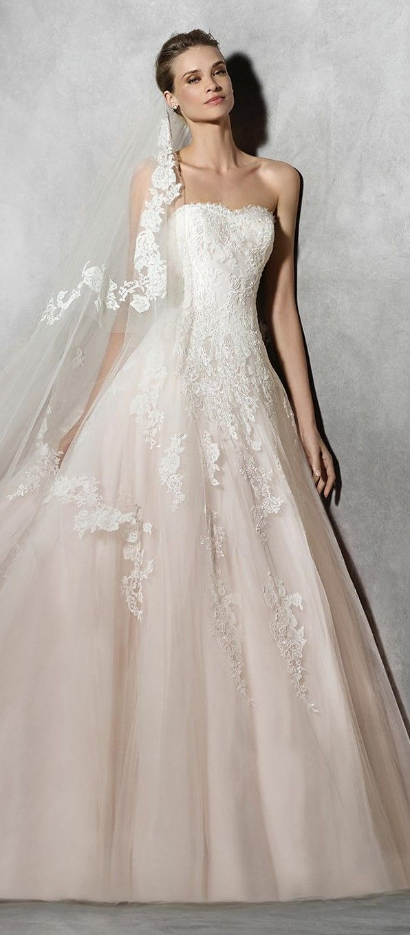 5069 Best Beautiful Wedding Gowns Images On Pinterest Wedding - Td Wedding Dresses