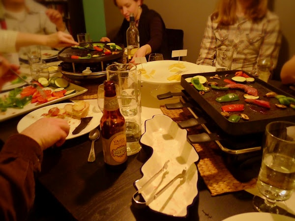 17 Best Images About Raclette Party Ideas On Pinterest