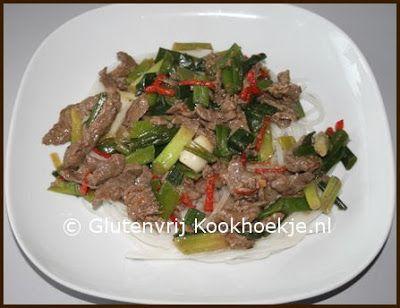 Mongoolse rundvlees