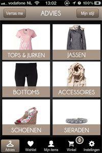 kleding app
