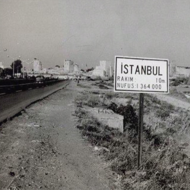 So 60's.. The population of Istanbul in 2012 was 13 854 740.