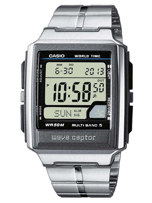 Ebay Herrenuhren Casio Funkuhren Herren-Armbanduhr Digital Quarz Edelstahl Silber WV-59DE-1AVEF: EUR 56,99 Angebotsende:…%#Quickberater%