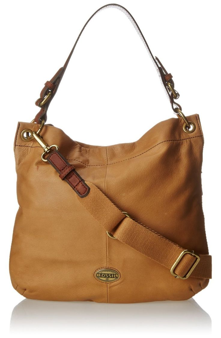 Fossil Explorer Hobo Shoulder Bag.. I'd like a medium sized purse.. hoping this wouldn't be the size of a duffle bag