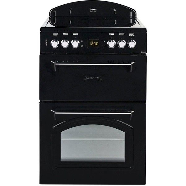 Leisure Cla60Cek 60Cm Electric Classic Range-Style Cooker And Optional... (£510) ❤ liked on Polyvore featuring home, home improvement and household appliances