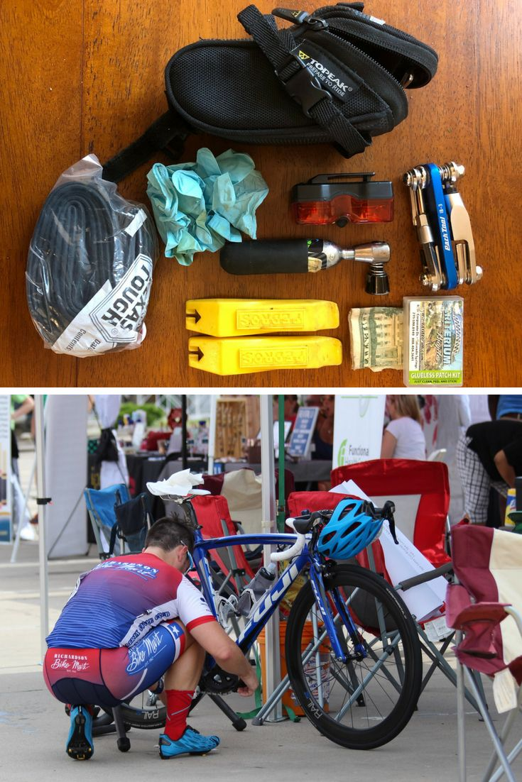 Which Tools Gear Should I Carry While Bicycling Mountain Bike