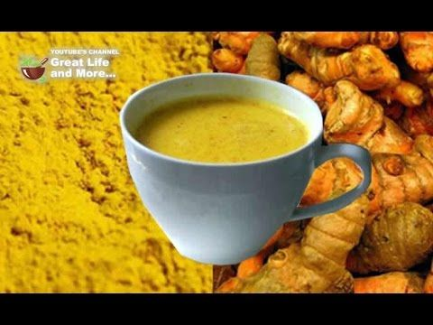 If You Drink Turmeric Water Everyday Then This Will Happen To Your Body - Turmeric Health Benefits - YouTube