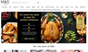 Marks And Spencers - Marks and Spencer Online | M&S | M&SMarketing Strategy - TechSog