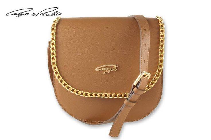 2114 Cango&Rinaldi bőr táska (Hunter) (CBRAR)