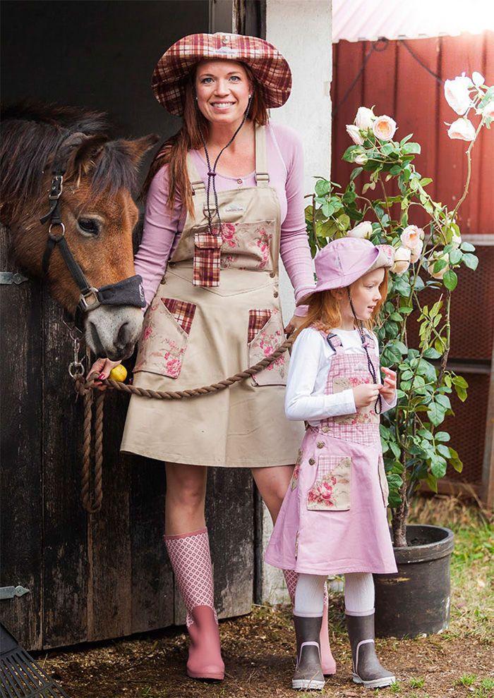 Tuinjurk Klassiek - Gardengirl