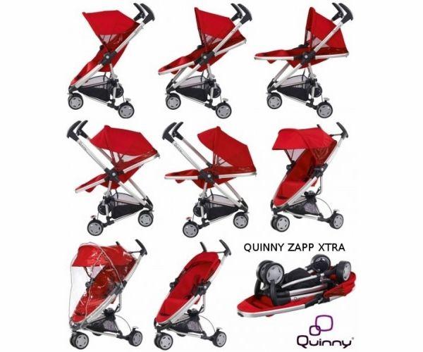 Quinny Zapp Xtra Folding Seat Pink Precious Quinny Pink Stroller Quinny Stroller