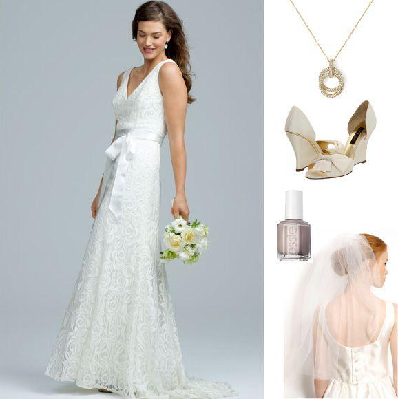 25 best Tea Length Wedding Dresses images on Pinterest   Wedding ...