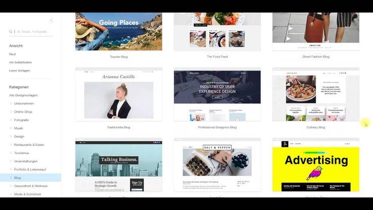 die besten 25 kostenlose webseite erstellen ideen auf pinterest website erstellen kostenlos. Black Bedroom Furniture Sets. Home Design Ideas