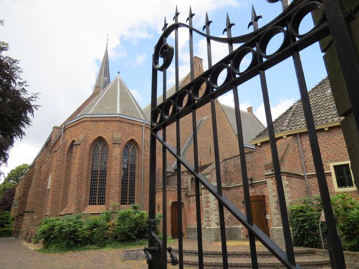 Town of Wassenaar | Netherlands  #holland #dutch #oldchurch #europe