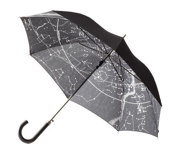When it comes to standout umbrellas, these cute picks rain supreme. Real Simple featured this umbrella from let-it-rain.com
