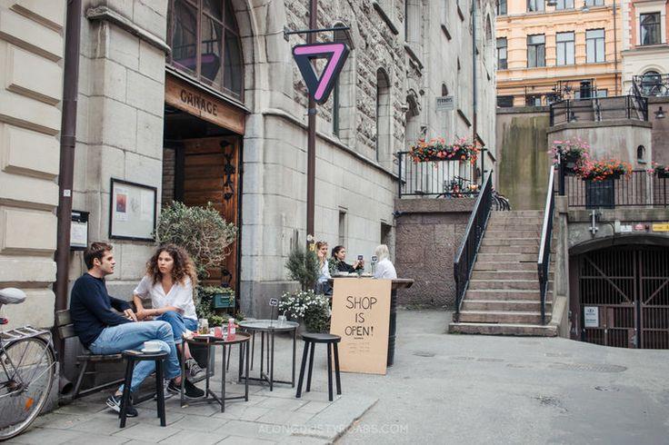 Snickerbacken, Stockholm