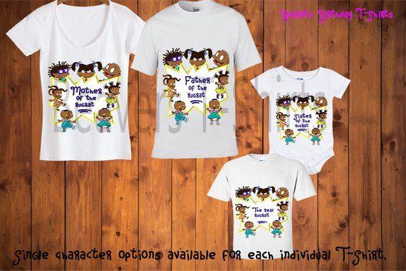 Rugrats Tshirts Baby Shirt