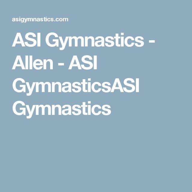 ASI Gymnastics - Allen - ASI GymnasticsASI Gymnastics