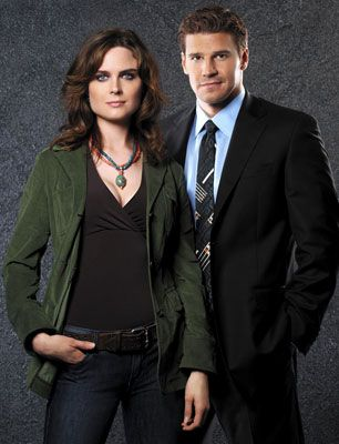LOVE Booth and Brennan!