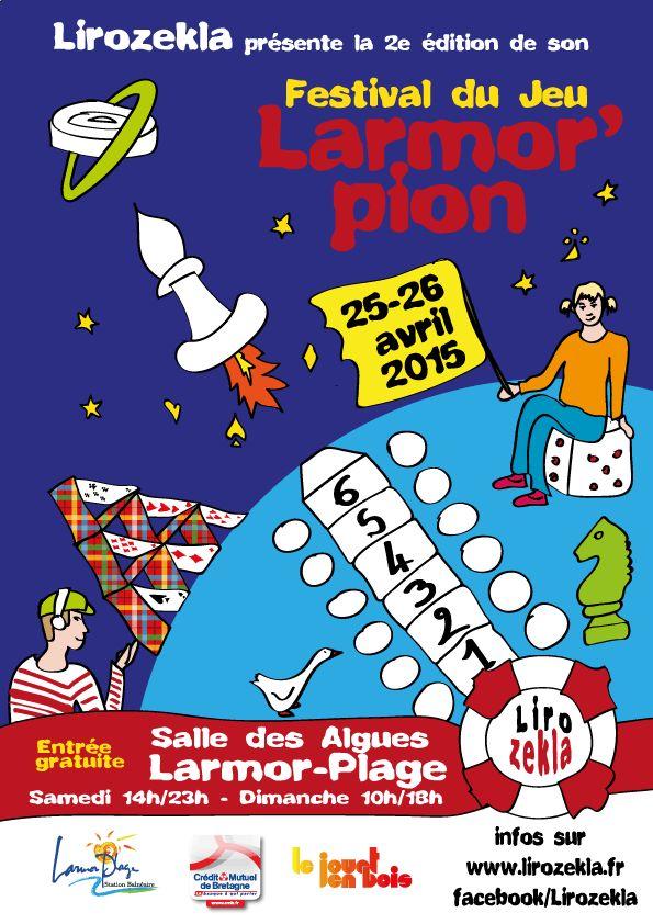 Festival du Jeu - Larmor Plage