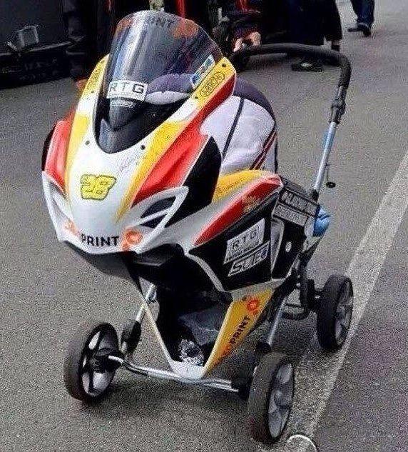 via Full Racer's para la futura motora