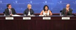 Brigitte Gabriel gives FANTASTIC answer to Muslim woman claiming all Muslims are portrayed badly