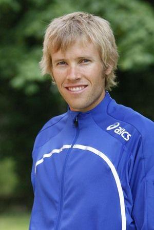 Ryan Hall - USA Men's Athletics Team