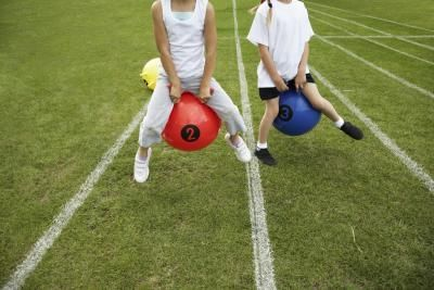 End of year party games idea....Field Day Games for Children Ages 5-12