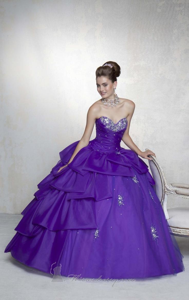 101 best Quinceanera Dresses images on Pinterest | 15 anos dresses ...