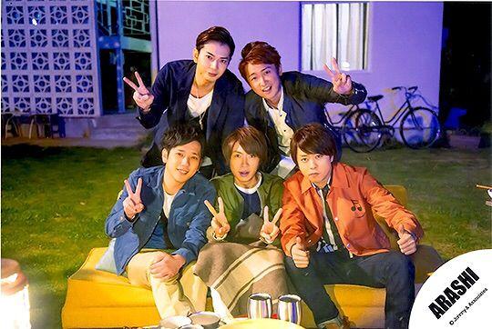 嵐ック!?_(┐「ε:)_❤ #嵐 #arashi