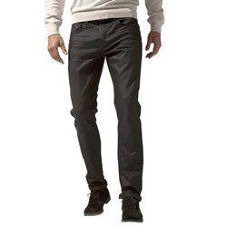 Jeans 5 bolsos corte direito comp. 34 Podart CELIO