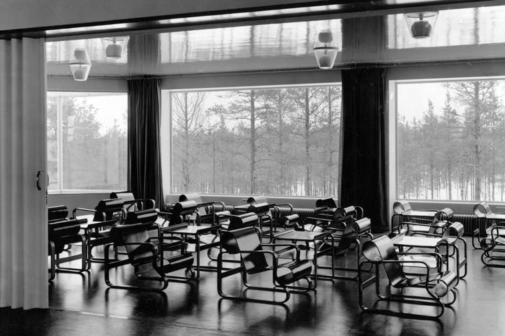 The Enduring Legacy of Paimio | Architect Magazine | Books, History, Architects, Alvar Aalto