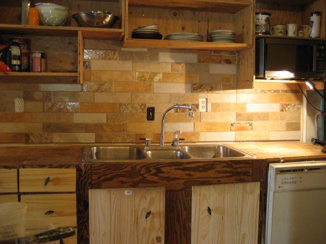 A New Tile Back Splash. :: Hometalk