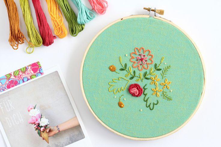 Mejores 101 imágenes de Needle Art en Pinterest | Encaje, Bordado y ...