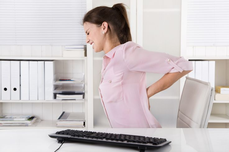 Did you know #OccupationalTherapy Helps workplace #ergonomics? Read my new blog post to make the pain, pain go away at work!