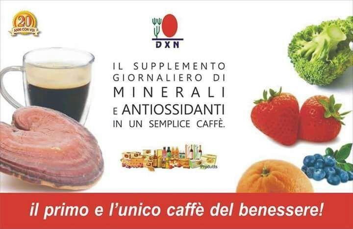 Scopri tutti i caffè del benessere dell'azienda DXN. Li trovi qui: www.orazio73.dxnitaly.com